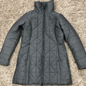 North Face Puffer Jacket Long